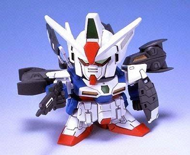 SD Gundam G Generation 33 OZX-GU01A Gundam Geminass 01