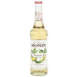 Monin Banana Yellow Syrup, 700ml