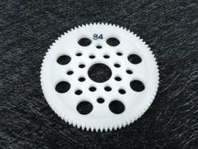 3Racing #3R/3Rac-Sg4884 48 Pitch Spur Gear 84T For Most Rc Cars