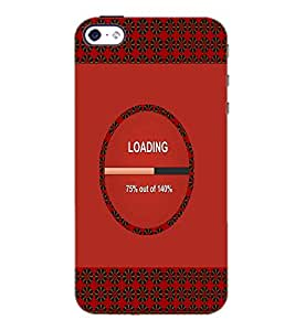 PrintDhaba Quote D-3305 Back Case Cover for APPLE IPHONE 4 (Multi-Coloured)