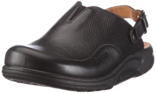 Ganter AKTIV Fabia, Weite F 3-202337-01000, Damen Clogs & Pantoletten, Schwarz (schwarz 0100), EU 40 (UK 6.5)
