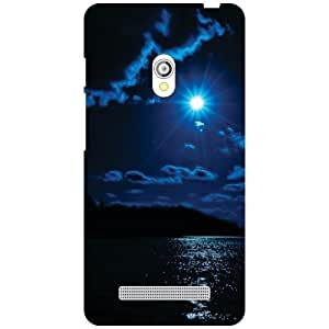 Asus Zenfone 5 A501CG Back Cover - In The Midnight Designer Cases