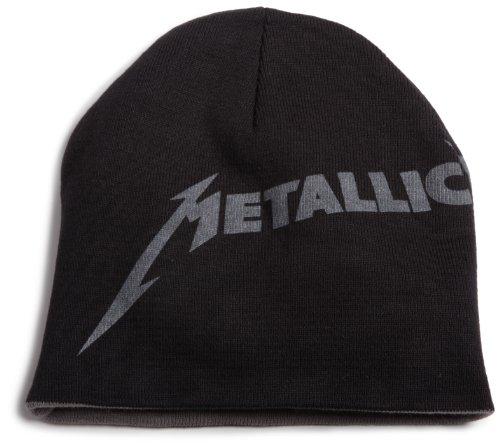 f12cf97778d Clothing  Bravado Men s Metallica Reversible Beanie