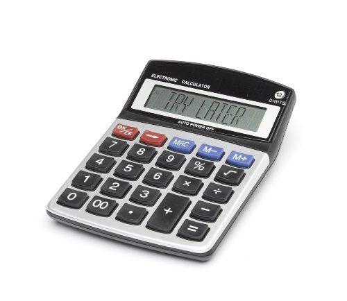 Fu3200 Black Bvtk4 0035594039778 By Crazy Calculator