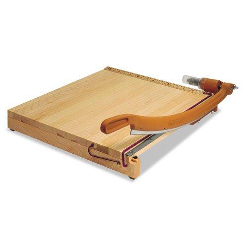 "Swingline - Classiccut Ingento Solid Maple Paper Trimmer, 15 Sheets, Maple Base, 30"" X 30"" 1172 (Dmi Ea front-229754"