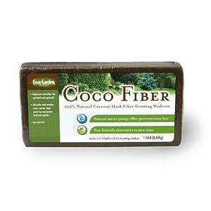 coco peat (coir)