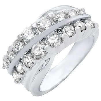 TQWSH029ZCH T16 CZ Diamond Wrapping Anniversary Band (10)