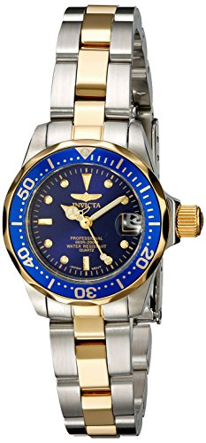 invicta-pro-diver-womens-quartz-watch-with-blue-dial-analogue-display-on-multicolour-stainless-steel