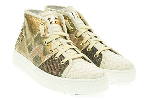 STOKTON donna sneakers alte 629-D 38 Pach mix