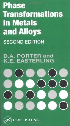 Phase Transformations In Metals And Alloys, Second Edituion