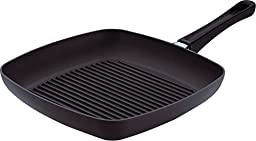 Scanpan Classic 10-1/2-Inch Square Grill Pan
