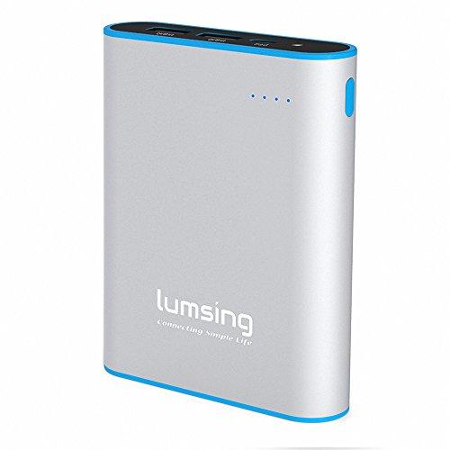 Chollo: Batería externa de 13400mAH con 2 puertos iSmart Lumsing® Nueva serie