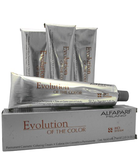 Alfaparf Chemical Hair Dyes Evolution of The Color, 11.11 Super High Lift Intense Ash Platinum Blonde, 2.05 Ounce (High Lift Hair Dye Blonde compare prices)