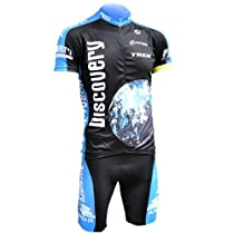 Discovery Cycling Suit Short-sleeved Men¡¯s Jersey 0232601-S