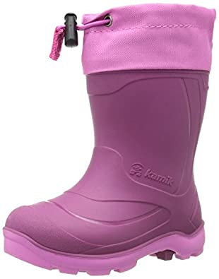 Amazon.com: Kamik Footwear Kids Snobuster1 Insulated Snow