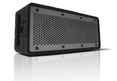 【国内正規品】BRAVEN 625s STEALTH BLACK(黒) スマートフォン充電機能・ハンズフリー付属ポータブルワイヤレススピーカー BZ625BGB
