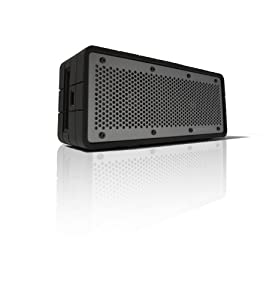 Braven BZ625BGB 625s Wireless Bluetooth Speaker/PowerBank - Retail Packaging - Black