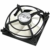 Arctic F9 Pro Tc Temperature Controlled High Performance Case Fan - Black