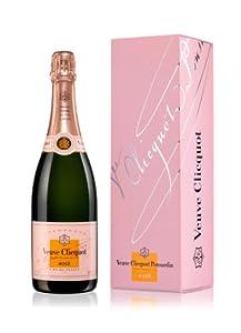 Veuve Clicquot Rosé Champagner 1 Flasche 375 ml)