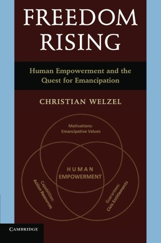 Freedom Rising: Human Empowerment and the Quest for Emancipation PDF