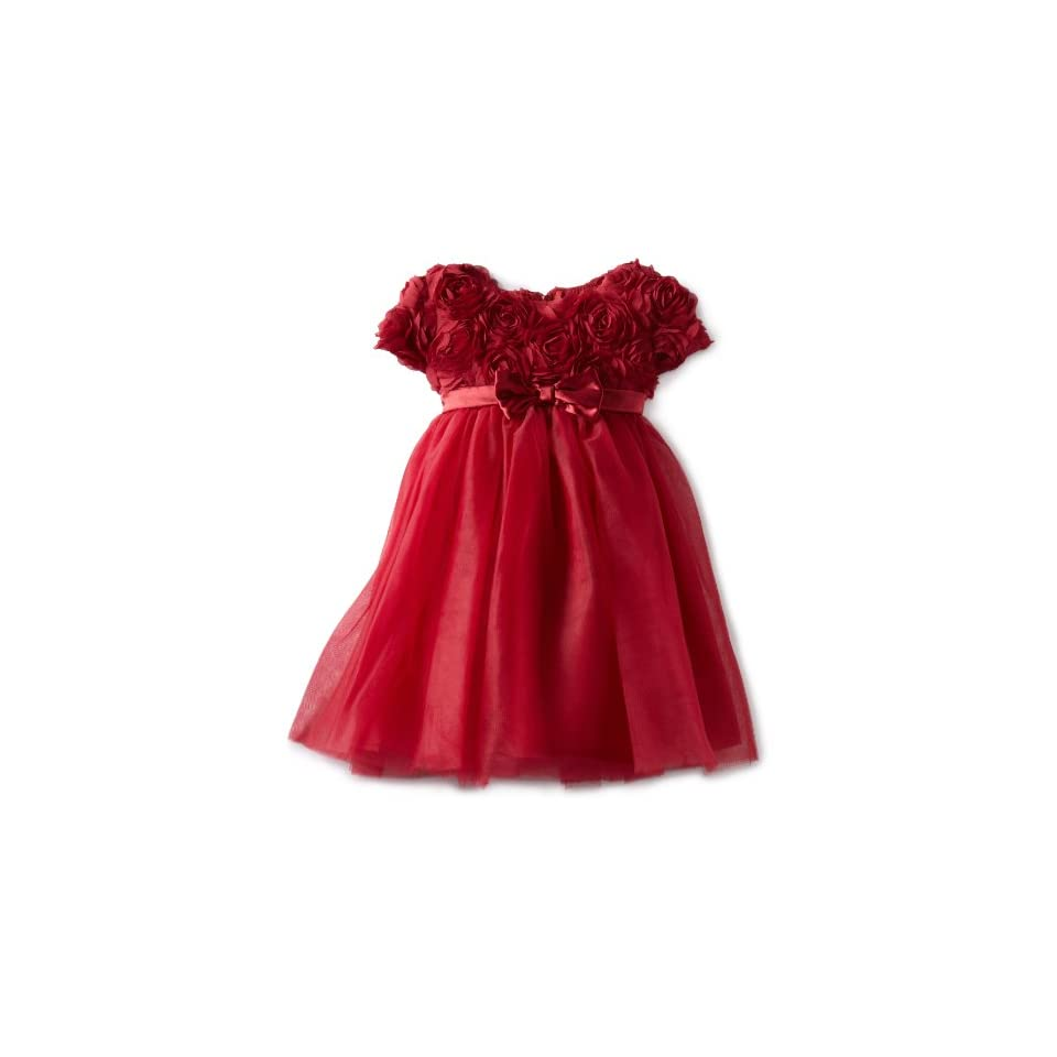 Biscotti Baby Girls Standing Ovation Dress Red 12 Months On Popscreen