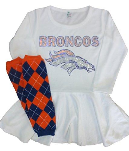Denver Broncos Baby Dress Price pare