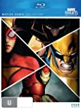 The Marvel Knights [Blu-ray (B)] 4DISCS Animated Miniseries ~ Astonishing X-Men: Gifted + Spider Woman + Black Panther