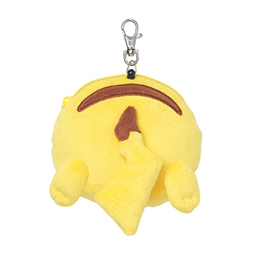 Pokemon Center Original stuffed toy pass case HIP POP! PARADE Pikachu