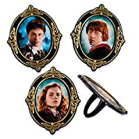 Harry Potter Character Rings