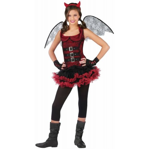 Night Wing Devil Costume - Medium front-929113