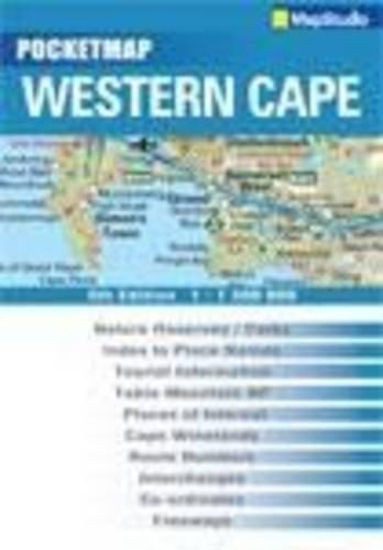 Pocket Map Western Cape