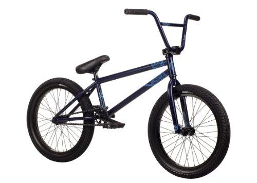 Kink 2014 Hamlin Solace Pro BMX Bike, Matte Blue, Toptube: 20.5-Inch