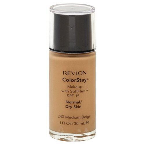 Revlon ColorStay Makeup With SoftFlex Normal Dry Skin Medium Beige