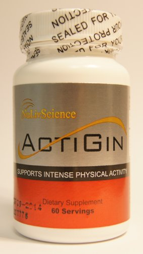 Nuliv Science ActiGin