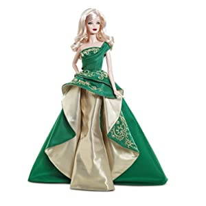 Barbie Collector 2011 Holiday Doll. $26.9