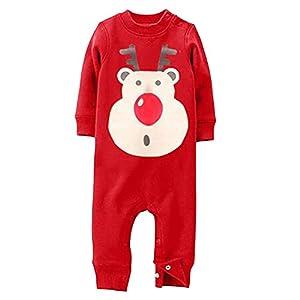 M&a Mono Body Pijama Jumpsuit OtoÑo Invierno Para BebÉ NiÑo NiÑa Unisex de M&A en BebeHogar.com