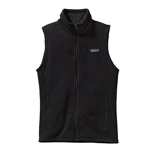 Patagonia Better Sweater Fleece Vest - Womens Black, L