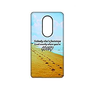 Vibhar printed case back cover for Coolpad Note 3 Lite SeaSteps