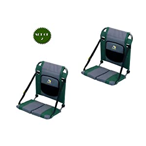 Click to buy Hunter Green Sturdy Canoe Seats from Amazon!