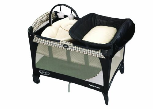 Graco 1811009 Playard with New Born Napper, Vance