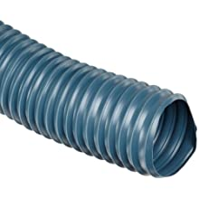 Flexadux R-2 PVC Duct Hose, Blue, For Use With Air, Fume