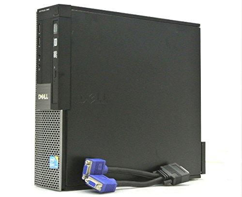 【中古】 DELL Optiplex 980 Core i7 2.8GHz/4GB/300GB/MULTI/HD3450/Win7