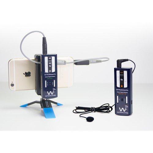 Wi Digital WI-AMP50 Wi Pro Audio Matrix 2.4GHz Stereo Digital Multicast System (Alto Mini Mixer compare prices)