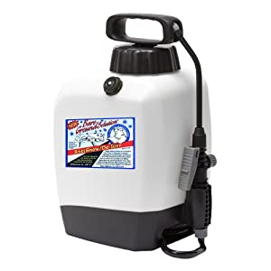 Bare Ground Solutions BGDS-1 Liquid Snow and Ice Melt Gallon Sprayer and Solution Kit