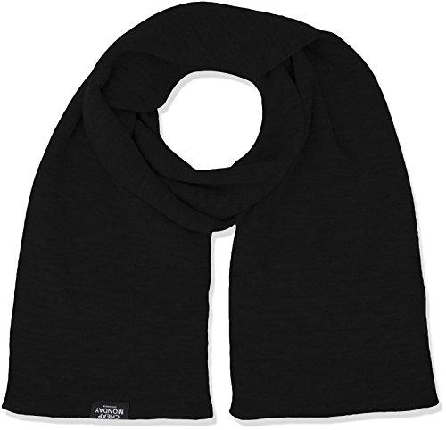 cheap-monday-womens-plain-scarf-black-onesize