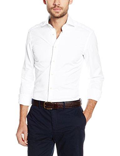 hackett-mens-poplin-single-cuff-business-shirts-white-155