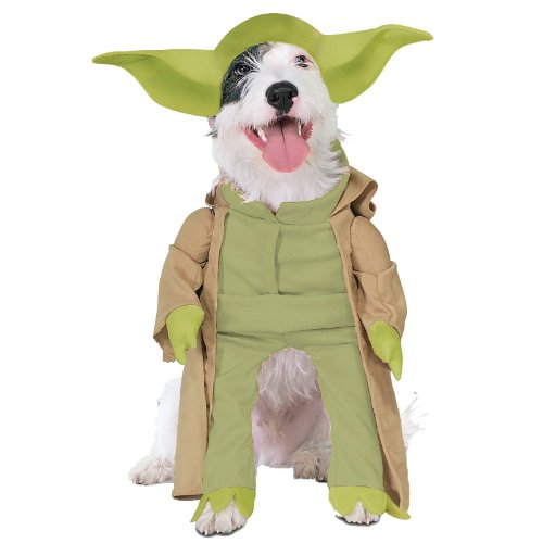Star Wars Yoda Pet Costume, Medium
