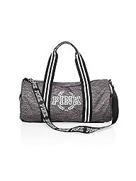 Victoria\'s Secret Pink Duffle Bag- Marl Grey