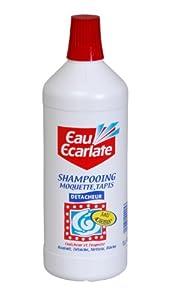 shampooing moquette eau ecarlate litre hygi ne et soins du corps. Black Bedroom Furniture Sets. Home Design Ideas