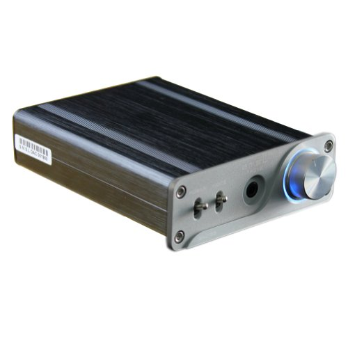 Smsl Sad-25 Digital Amplifier 2X25W +Usb Dac+Headphone Amp + Smsl Power Adapter(14V 3.8A) - Sliver